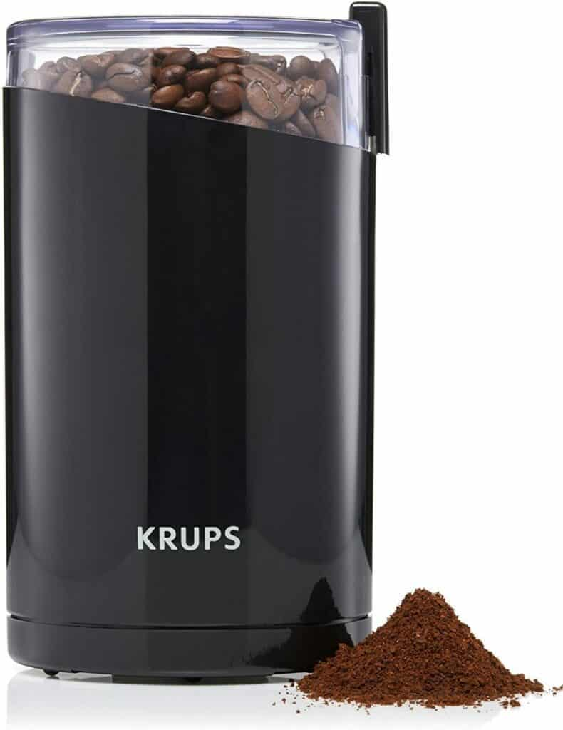 KRUPS F203 Electronic Spice and Coffee Grinder