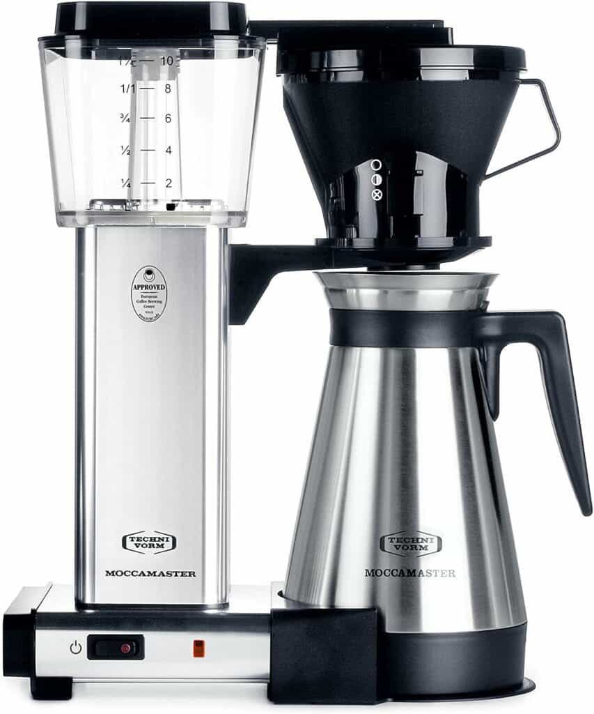 Moccamaster KBT 10-Cup Coffee Brewer