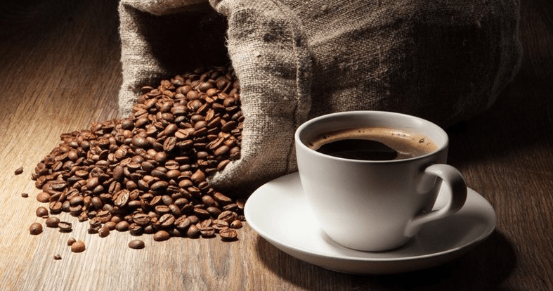 coffee grounds