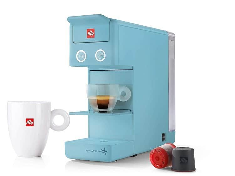 Illy 60332 y3.2 Espresso and Coffee Machine