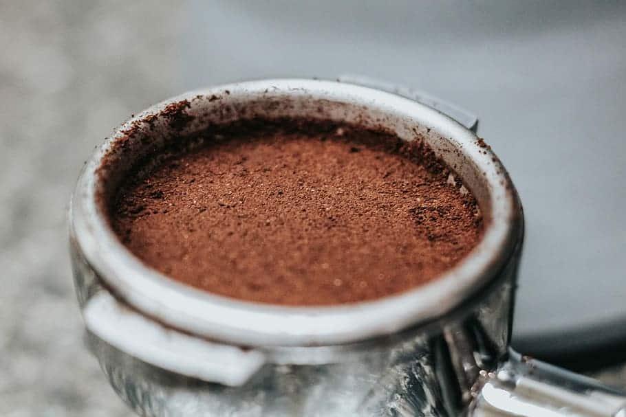 ground chicory coffee