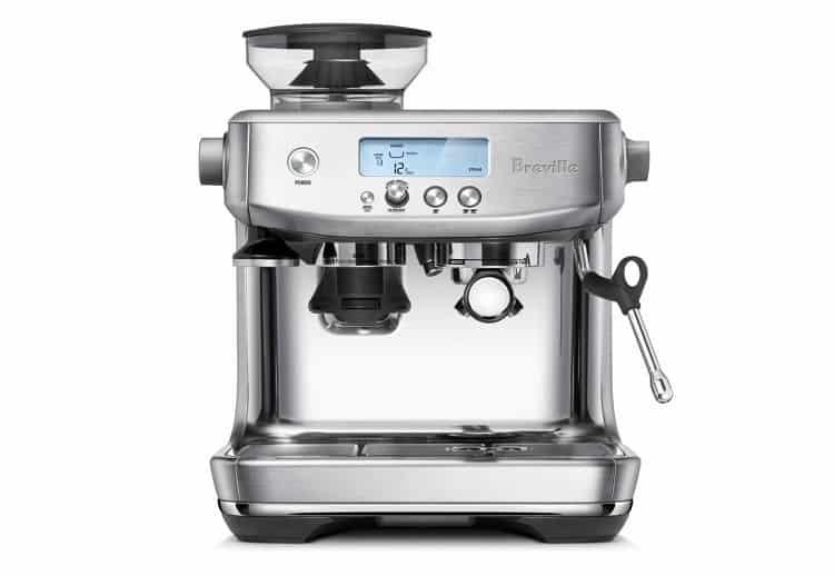Breville Espresso Machine Burr Grinder