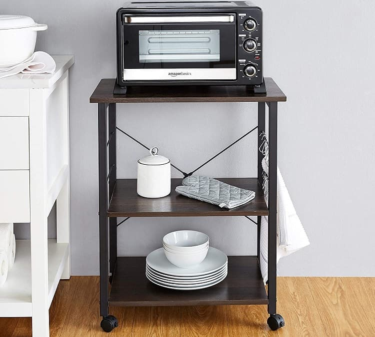 AZL 1 Life Concept 3-Tier Kitchen Rack