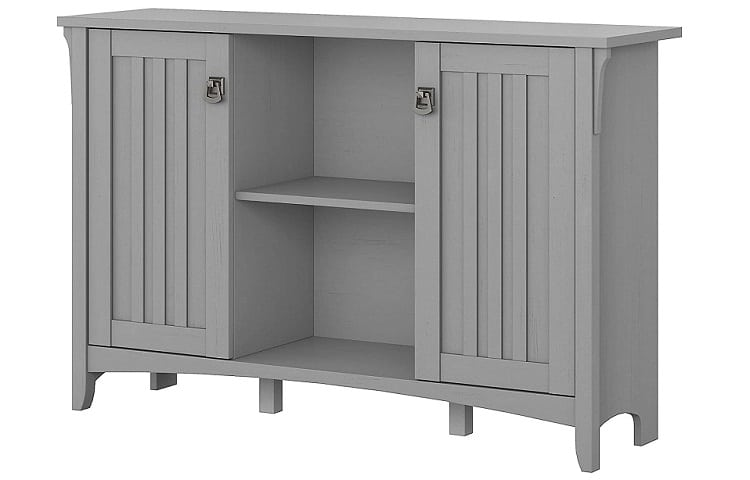 Bush Furniture Accent Storage Cabinet with Doors
